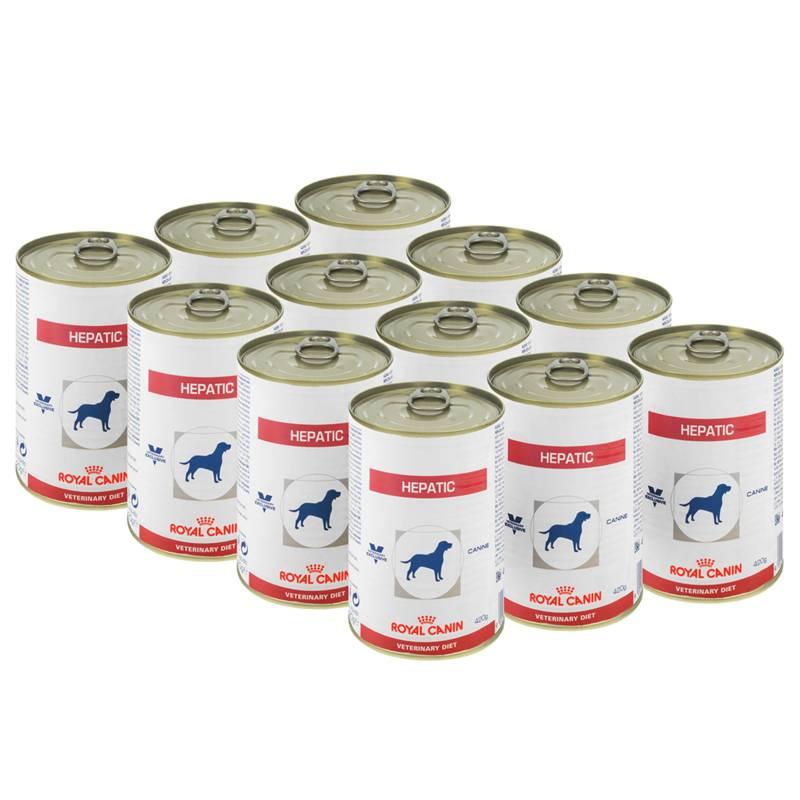 Подробный обзор кормов Роял Канин Гепатик для собак: описание состава